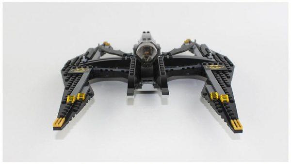 Decool 7112 Compatible Lego Super Heroes The Tumbler Batman Fighter 7782 Building Blocks Educational Toy for - DECOOL