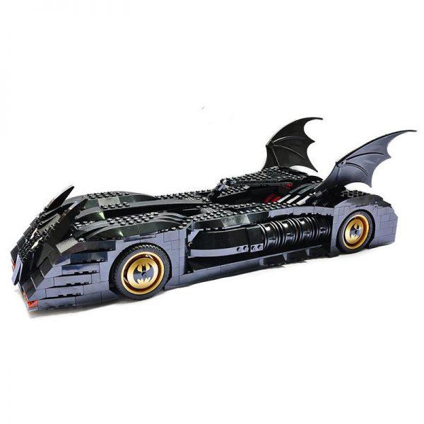 Decool 7116 1045pcs Super Heros Series Batman perak chariot Model Building Block set Bricks Toys For 1 - DECOOL