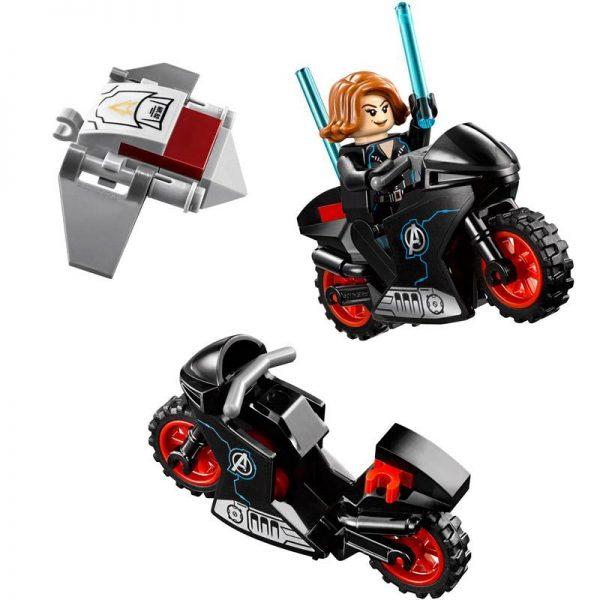 Decool 7121 336pcs Super Heros Series The avengers Model Building Block set Bricks Toys For children - DECOOL