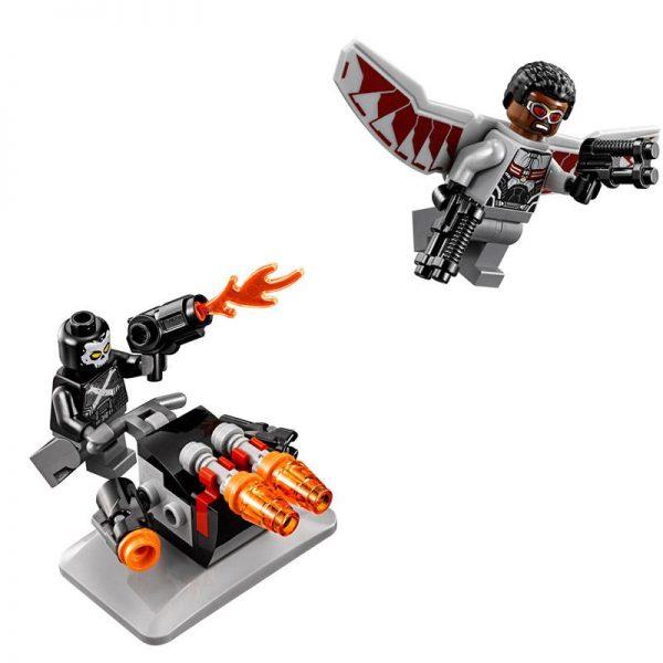 Decool 7121 336pcs Super Heros Series The avengers Model Building Block set Bricks Toys For children 2 - DECOOL