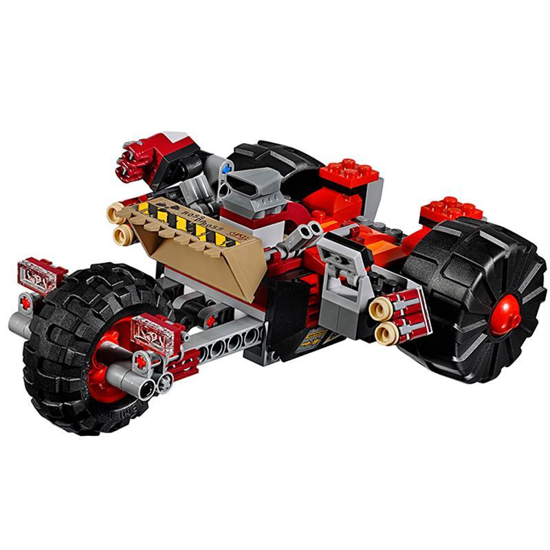 Decool 7125 375pcs Super Heros Series league of legends Model Building Block set Bricks Toys For 1 - DECOOL