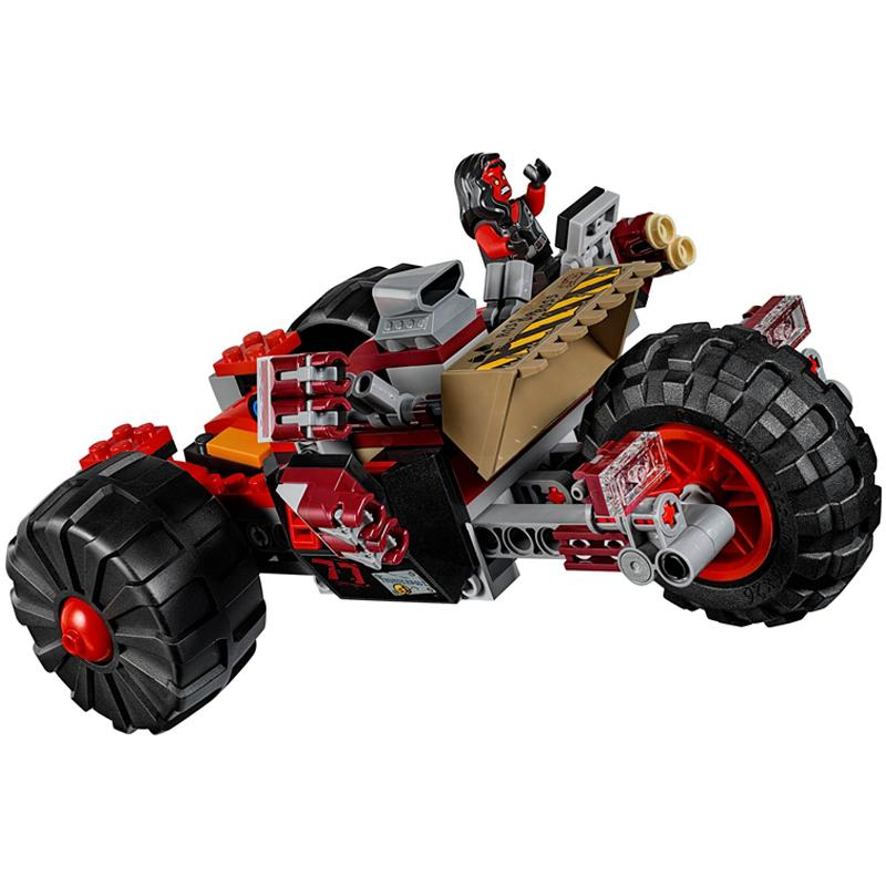 Decool 7125 375pcs Super Heros Series league of legends Model Building Block set Bricks Toys For 2 - DECOOL