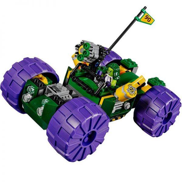 Decool 7125 375pcs Super Heros Series league of legends Model Building Block set Bricks Toys For 4 - DECOOL