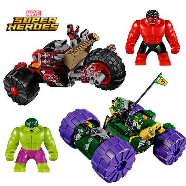 Decool 7125 Marvel Super Hero Super Hulk Red Green War Chariot Building Block Bricks Toys Compatible.jpg 640x640 543db61f 0ea1 4cf9 aa80 09769e2311f6 - DECOOL