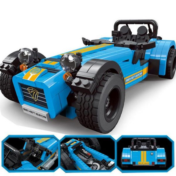 Decool 8612 771Pcs Figures Race Caterham Seven 620R Model Building Kits Blocks Bricks Toy Vehicles For.jpg 640x640 d2bda30b 57bd 4d9c bfcf 600959cec199 - DECOOL