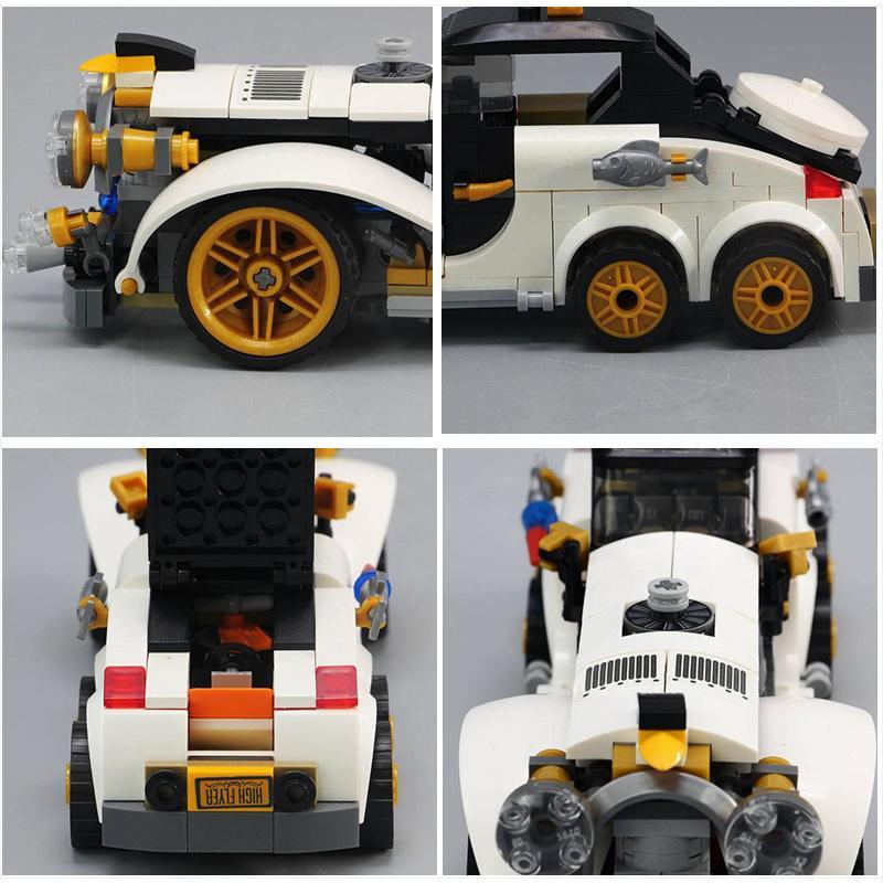 Decool compatible lepinds 07047 legoed Batman movie Series DC super hero figures car building blocks The - DECOOL