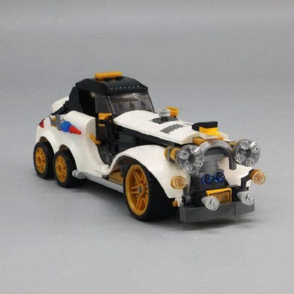 Decool compatible lepinds 07047 legoed Batman movie Series DC super hero figures car building blocks The 2 - DECOOL