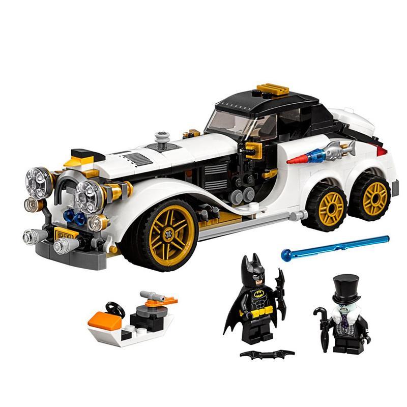 Decool compatible lepinds 07047 legoed Batman movie Series DC super hero figures car building blocks The 3 - DECOOL