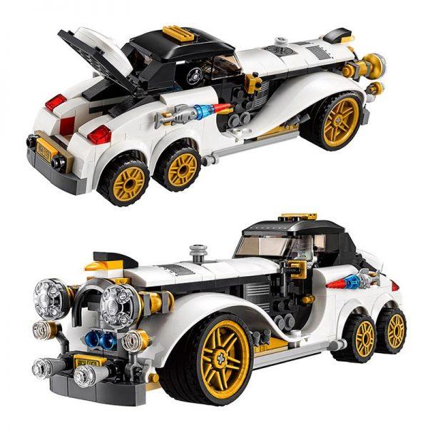 Decool compatible lepinds 07047 legoed Batman movie Series DC super hero figures car building blocks The 4 - DECOOL