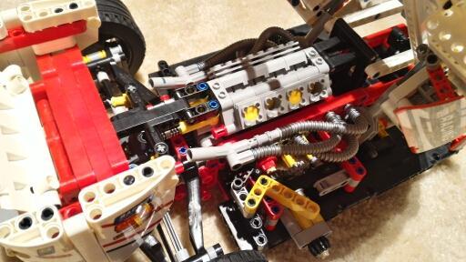 decool 3366 Grand Prix Racer 42000 model building blocks brick boys Toys children Compatible legoe technic 3 - DECOOL