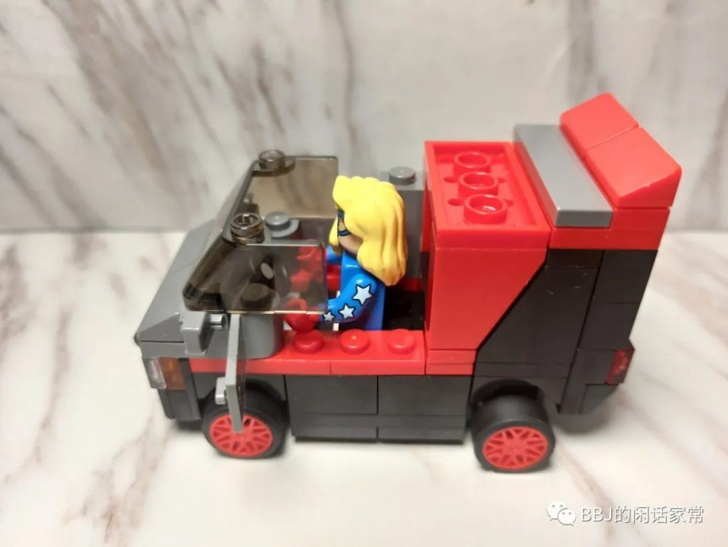 Review DECOOL 22003 Pull back car: 22003 Vehicle